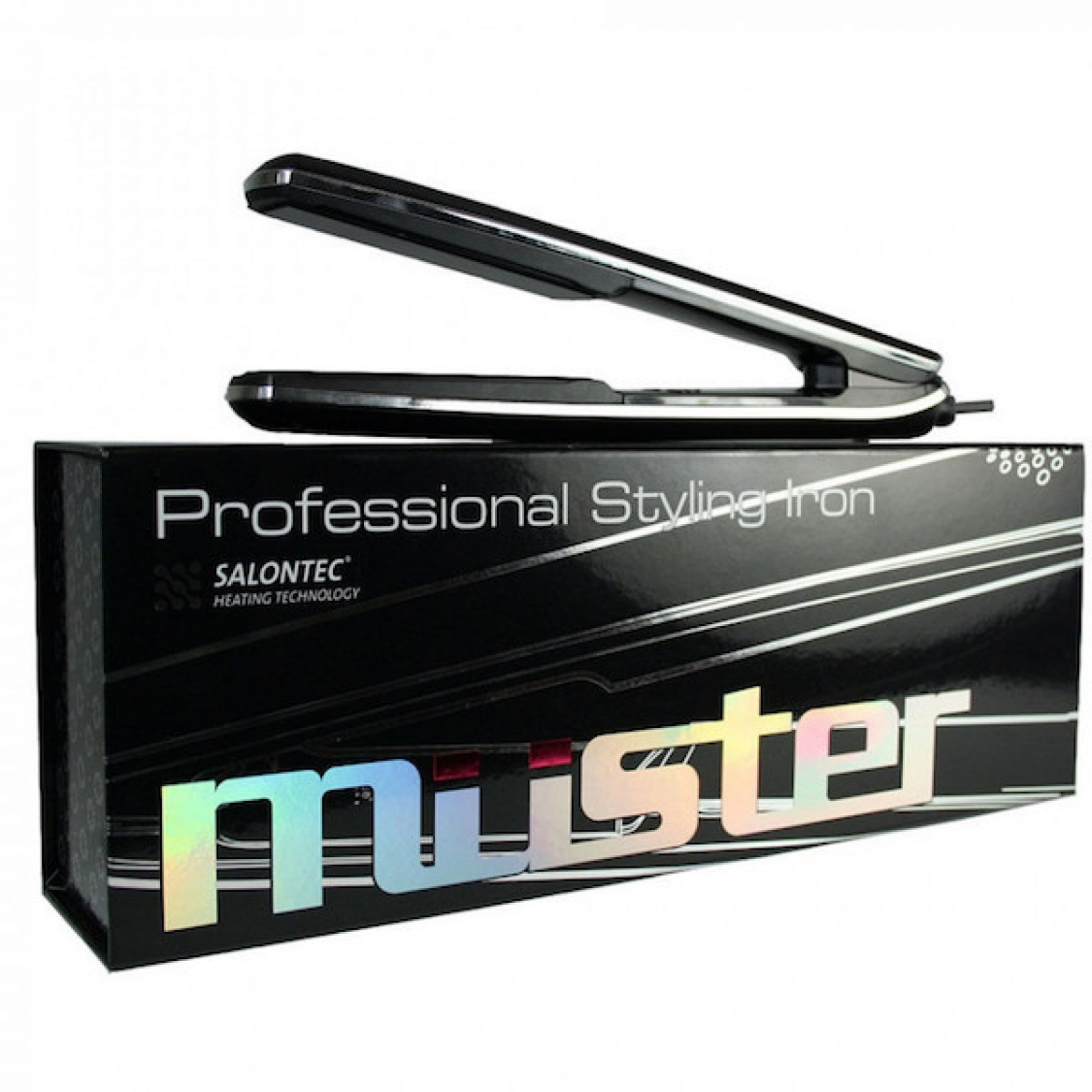 Muster Professional Styling Iron Now Available